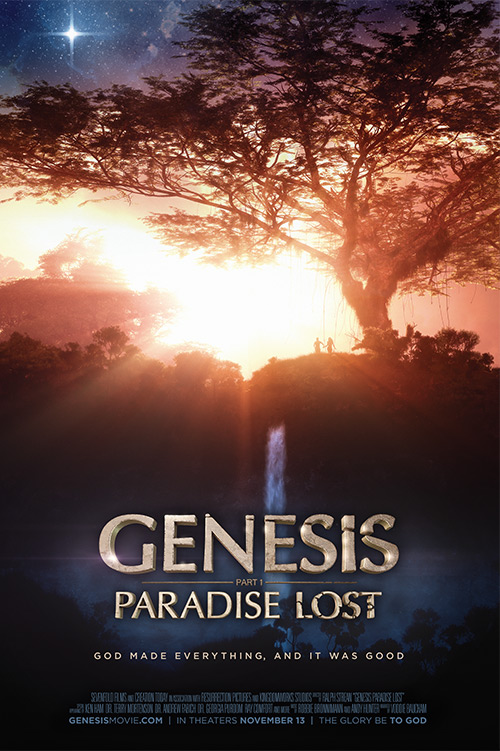 Genesis: Paradise Lost - In the Beginning Movie for Young Earth Creation